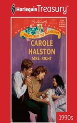Mrs. Right | Carole Halston |