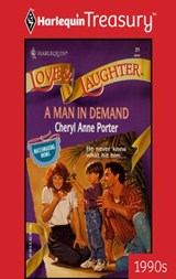 A Man In Demand | Cheryl Anne Porter |