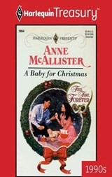 A Baby For Christmas | Anne McAllister |