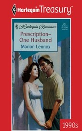 Prescription—One Husband | Marion Lennox |