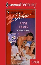 You're What?! | Anne Eames |