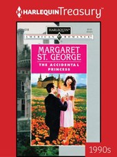The Accidental Princess | Margaret St. George |
