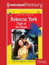 Flight of the Raven | Rebecca York |