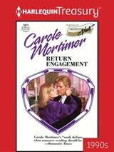 Return Engagement | Carole Mortimer |