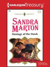 Hostage of the Hawk | Sandra Marton |