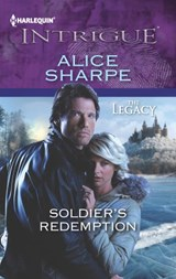 Soldier's Redemption | Alice Sharpe |