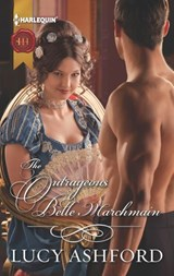 The Outrageous Belle Marchmain | Lucy Ashford |