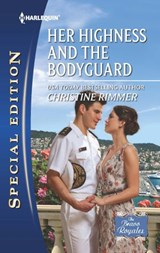 Her Highness and the Bodyguard | Christine Rimmer |