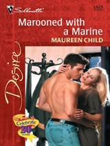 Marooned with a Marine | Maureen Child |