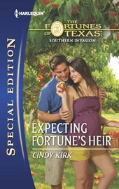 Expecting Fortune's Heir | Cindy Kirk |
