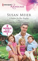 A Father for Her Triplets: Her Pregnancy Surprise | Susan Meier |