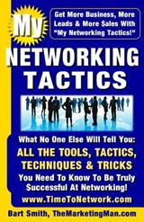 My Networking Tactics | Bart Smith |