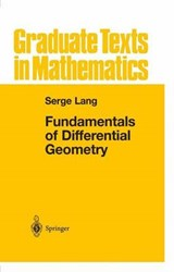 Fundamentals of Differential Geometry | Lang |