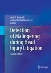 Detection of Malingering during Head Injury Litigation