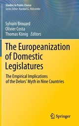 The Europeanization of Domestic Legislatures |  |