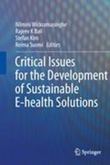 Critical Issues for the Development of Sustainable E-health Solutions |  |