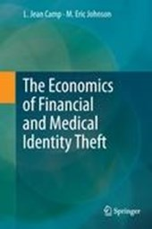 The Economics of Financial and Medical Identity Theft | L. Jean Camp |