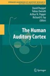 The Human Auditory Cortex | auteur onbekend |