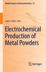 Electrochemical Production of Metal Powders | auteur onbekend |
