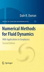 Numerical Methods for Fluid Dynamics | Dale R. Durran |