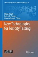 New Technologies for Toxicity Testing |  |