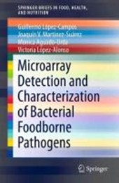 Microarray Detection and Characterization of Bacterial Foodborne Pathogens | Guillermo López-Campos |