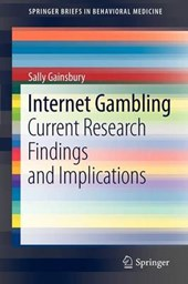 Internet Gambling | Sally Gainsbury |