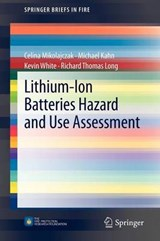Lithium-Ion Batteries Hazard and Use Assessment | Michael Kahn |