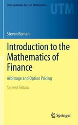 Introduction to the Mathematics of Finance | Steven Roman |