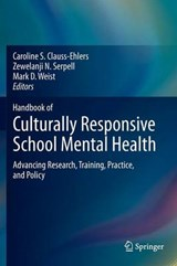 Handbook of Culturally Responsive School Mental Health | auteur onbekend |