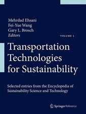 Transportation Technologies for Sustainability