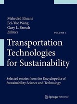 Transportation Technologies for Sustainability |  |