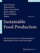 Sustainable Food Production | auteur onbekend |