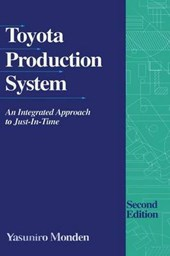 Toyota Production System | Y. Monden |