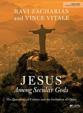 Jesus Among Secular Gods - Bible Study Book | Ravi Zacharias |