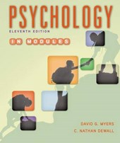 Psychology in Modules | David G Myers |