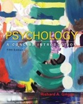 Psychology | Richard A. Griggs |