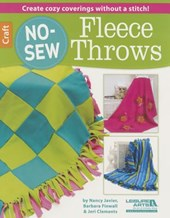No-Sew Fleece Throws