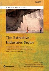 The Extractive Industries Sector | World Bank |