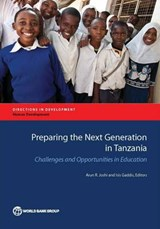 Preparing the Next Generation in Tanzania | auteur onbekend |