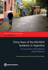 Thirty Years of the HIV/AIDS Epidemic in Argentina