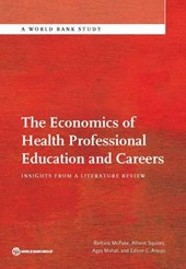 The Economics of Health Professional Education and Careers