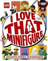 Lego I Love That Minifigure! | Jen Anstruther |