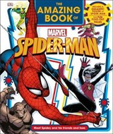 The Amazing Book of Marvel Spider-Man | Dk |