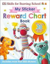 Skills for Starting School My Sticker Reward Chart Book | Dk |