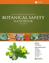 American Herbal Products Association's Botanical Safety Handbook, Second Edition |  |