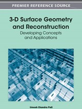 3-D Surface Geometry and Reconstruction | PATI,  Umesh Chandra |