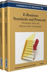 Handbook of Research on E-Business Standards and Protocols 2 Volume Set | auteur onbekend |