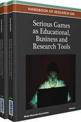 Handbook of Research on Serious Games as Educational, Business and Research Tools | Maria Manuela Cruz-Cunha |
