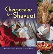 Cheesecake for Shavuot